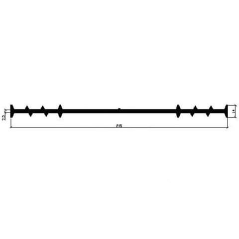 Гидрошпонка EPDM Гидроконтур ТХЗ-2