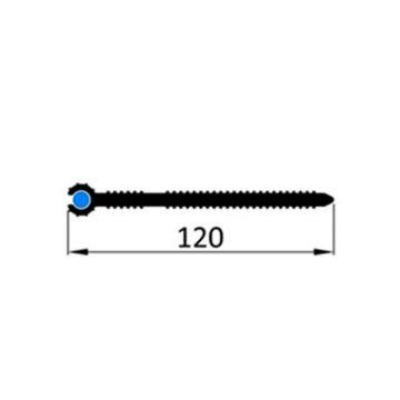 Гидрошпонка ПВХ Icopal ХВС 120/2 (D4)