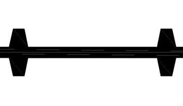 Гидрошпонка ПВХ-П Аквастоп ХВ-250 (8)