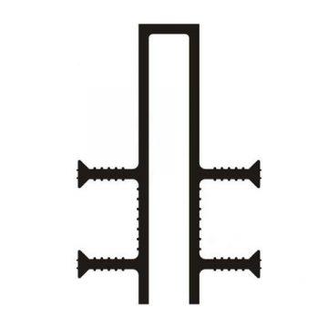 Гидрошпонка ПВХ-П Аквастоп ДЗ-140/20-4/35