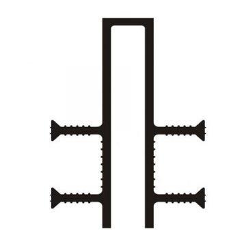 Гидрошпонка ПВХ-П Аквастоп ДЗ-140/30-4/35